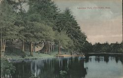 Lakeview Park Postcard