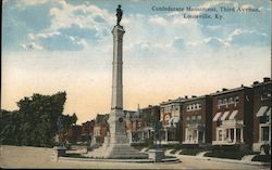 Confederate Monument, Third Avenue