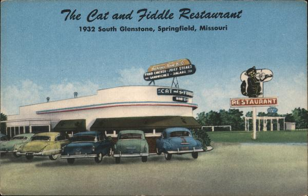 The Cat and Fiddle Restaurant Springfield Missouri
