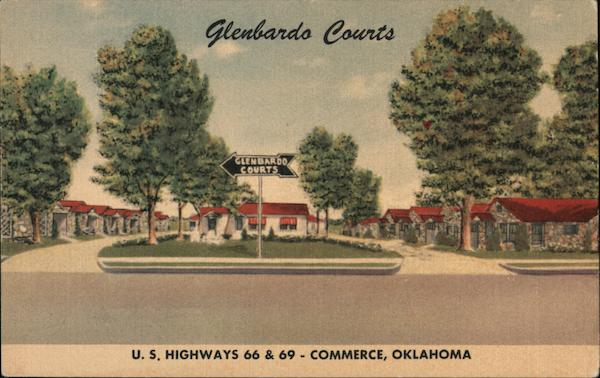 Glenbards Courts Commerce Oklahoma