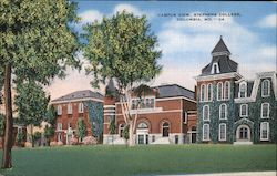 Campus View, Stephens College Postcard