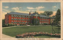 Fiske Hall, Normal School