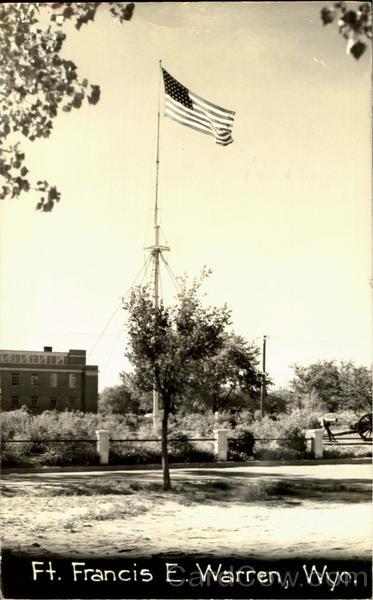 Ft. Francis East Warren Wyoming