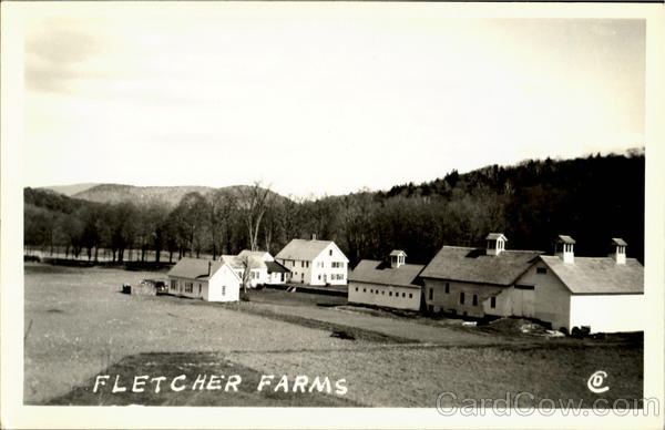 Fletcher Farms Prescott Washington