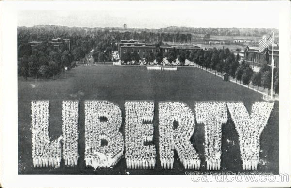 Liberty Large Letter