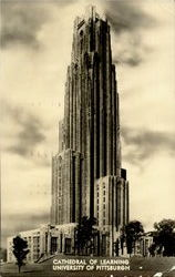 Cathedral Of Learning , University of Pittsburgh