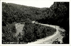U. S. 25 Between Jellico And Follette