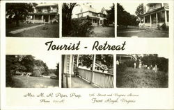 Tourist Retreat, 15th Street and Virginia Avenue