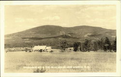 Kearsarge Mt. & The Gray House