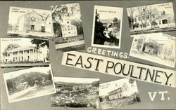 Greetings East Poultney