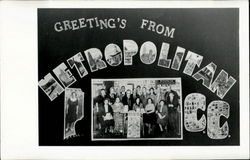 Greetings From Metropolitan P.C.C