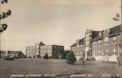 Hannibal-LaGrange College Postcard