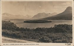 Lower Lake St. Mary Postcard