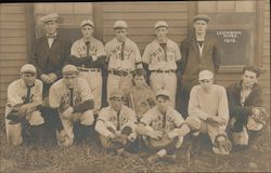 Rare: Minute Boys Baseball Team Photograph 1912
