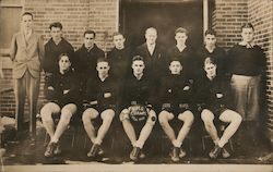 Rogers High School Basketball Champions, 1930-1931