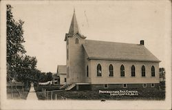 Nederduitsch Reformed Church Postcard