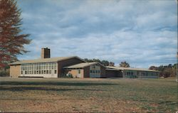 The South End School Postcard