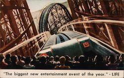 Biggest New Entertainment Event of the Year - Cinerama, Missouri Theatre Postcard