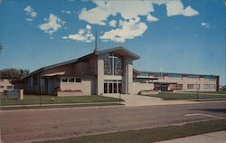 St. Vincent DePaul Catholic Church and School Postcard