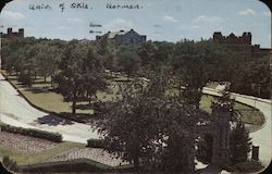 University of Oklahoma Postcard