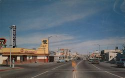 Barstow, California Postcard