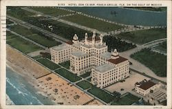 Hotel Don Ce-Sar Postcard