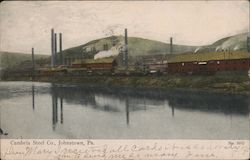 Cambria Steel Co. Postcard
