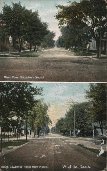 Street Scenes Wichita Kansas