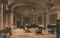Ladies Writing Room, Union Station