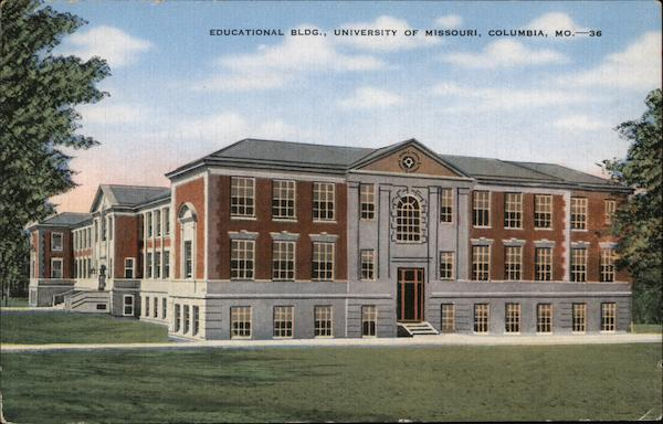 Educational Building, University of Missouri Columbia