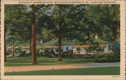 Cottages at Greenbrier Hotel