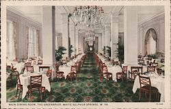 Main Dining Room, The Greenbrier