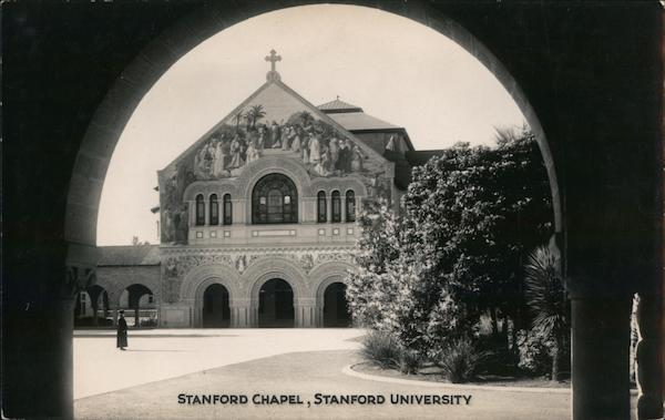 Stanford Chapel, Stanford University California