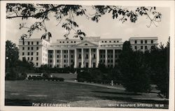 The Greenbrier Postcard