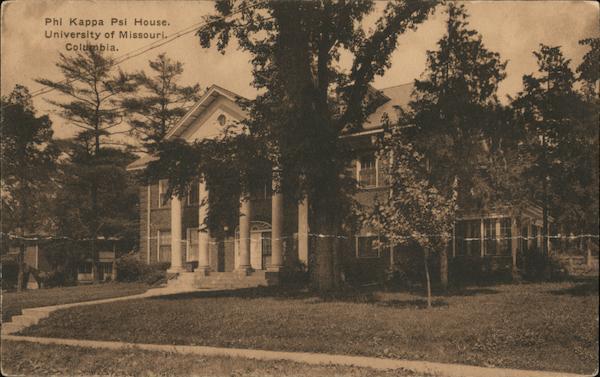 Phi Kappa Psi House, University of Missouri Columbia