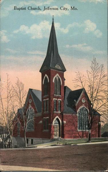 Baptist Church Jefferson City Missouri