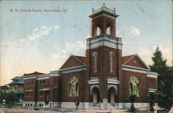 M.E. Church South Postcard