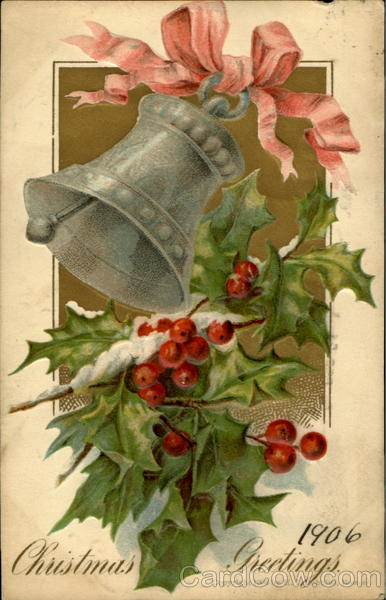 1906 Christmas Greetings