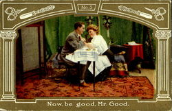 Now Be Good Mr. Good