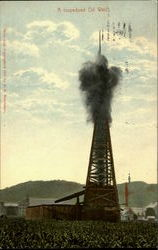 A Torpedoed Oil Well