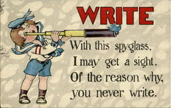 Write With This Spyglass