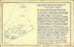 The State O' Maine
