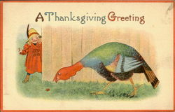 A Thanksgiving Greeting