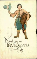 Most Joyous Thanksgiving Greetings