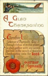 A Glad Thanksgiving