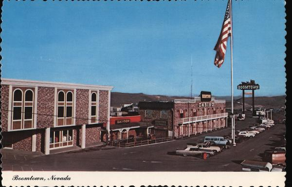 Boomtown - Truck Stop, Gift Shop, Restaurant and Gaming Verdi Nevada