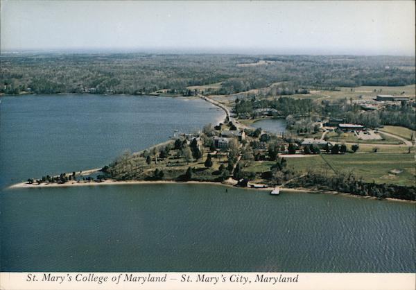 St. Mary's College of Maryland St. Mary's City