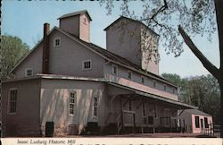Isaac Ludwig Historic Mill