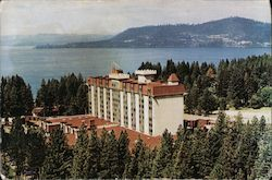 Kings Castle Hotel and Casino, Lake Tahoe Postcard