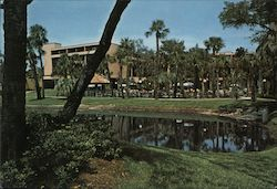 Marriott's Hilton Head Resort Postcard